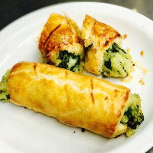 Vegetarian Sausage Roll Box